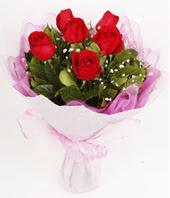 9 adet kaliteli görsel kirmizi gül  Amasya çiçek gönderme