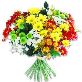 Kir çiçeklerinden buket modeli  Amasya online çiçek gönderme sipariş