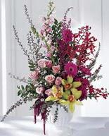 Amasya İnternetten çiçek siparişi  orkide sebboy gülden aranjman