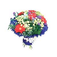 karisik kir çiçegi demeti   Amasya çiçek , çiçekçi , çiçekçilik