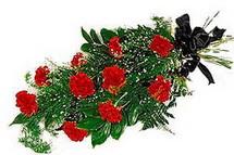 12 adet kirmizi karanfil   Amasya ucuz çiçek gönder