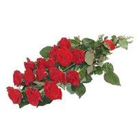 11 adet kirmizi gül buketi   Amasya çiçekçiler