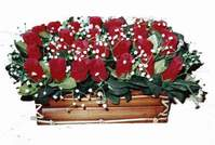yapay gül çiçek sepeti   Amasya çiçek siparişi vermek