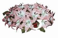 yapay karisik çiçek sepeti   Amasya çiçekçi mağazası