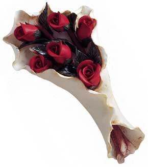 6 adet sadece gül buket   Amasya çiçek gönderme sitemiz güvenlidir
