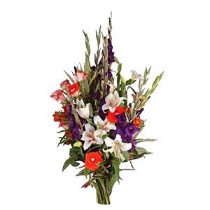 büyük karisi mevsim buket   Amasya çiçek gönderme sitemiz güvenlidir
