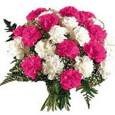 13 adet renkli karanfil buket   Amasya çiçek gönderme sitemiz güvenlidir