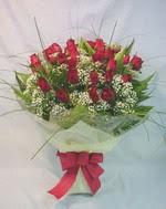 Amasya çiçek , çiçekçi , çiçekçilik  sevenlere özel 11 adet gül