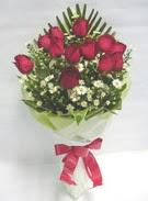 12 adet gül ve kir çiçekleri   Amasya çiçek , çiçekçi , çiçekçilik