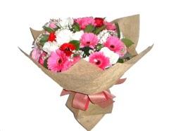 karisik mevsim demeti  Amasya internetten çiçek satışı