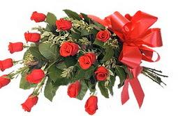 Amasya çiçekçi mağazası  9 adet kirmizi gül buketi anneler günü