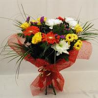 Amasya hediye çiçek yolla  Karisik mevsim demeti