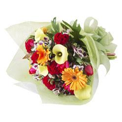 karisik mevsim buketi   Amasya online çiçekçi , çiçek siparişi
