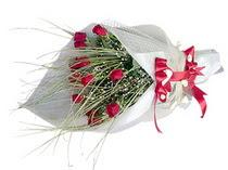 Amasya çiçek siparişi vermek  11 adet kirmizi gül buketi