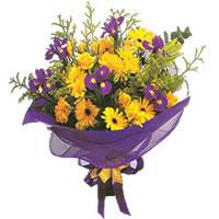 Amasya çiçek gönderme sitemiz güvenlidir  Karisik mevsim demeti karisik çiçekler