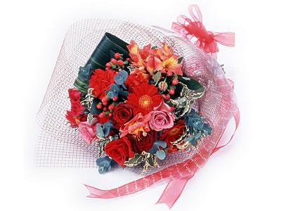 Karisik buket çiçek modeli sevilenlere  Amasya uluslararası çiçek gönderme