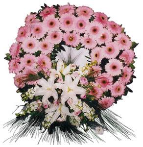 Cenaze çelengi cenaze çiçekleri  Amasya çiçek siparişi vermek