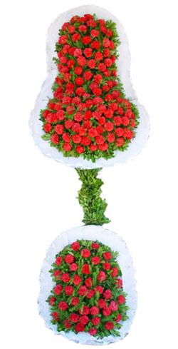 Dügün nikah açilis çiçekleri sepet modeli  Amasya cicek , cicekci