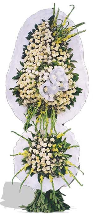 Dügün nikah açilis çiçekleri sepet modeli  Amasya çiçek gönderme sitemiz güvenlidir