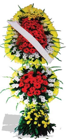 Dügün nikah açilis çiçekleri sepet modeli  Amasya çiçek yolla
