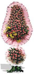 Dügün nikah açilis çiçekleri sepet modeli  Amasya çiçekçi telefonları
