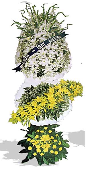 Dügün nikah açilis çiçekleri sepet modeli  Amasya çiçek , çiçekçi , çiçekçilik