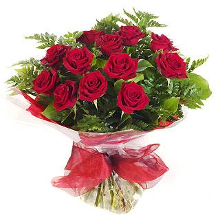 Ucuz Çiçek siparisi 11 kirmizi gül buketi  Amasya çiçek online çiçek siparişi
