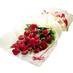 Çiçek gönderme 13 adet kirmizi gül buketi  Amasya çiçek satışı