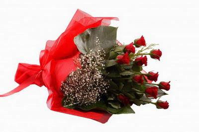 Amasya çiçek siparişi sitesi  11 adet kirmizi gül buketi çiçekçi