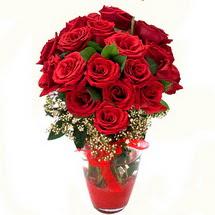 Amasya çiçek siparişi sitesi   9 adet kirmizi gül