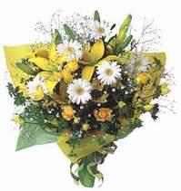 Amasya ucuz çiçek gönder  Lilyum ve mevsim çiçekleri