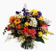 Amasya çiçek siparişi sitesi  Tüm çiçeklerden mevsim buketi