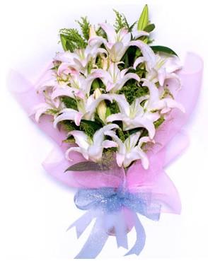 5 dal kazablankadan muhteşem buket  Amasya hediye çiçek yolla