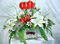 Amasya çiçek mağazası , çiçekçi adresleri  Anthurim Kazablanka  gül