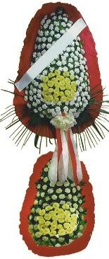 Çift katlı düğün açılış çiçeği  Amasya çiçek servisi , çiçekçi adresleri