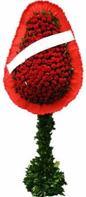 Tek katlı görsel düğün nikah açılış çiçeği  Amasya çiçekçi mağazası