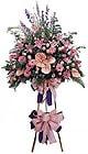 Amasya güvenli kaliteli hızlı çiçek   Ferforje Pembe kazablanka