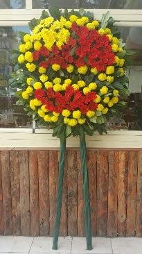Cenaze çelengi çiçek modeli  Amasya çiçek mağazası , çiçekçi adresleri