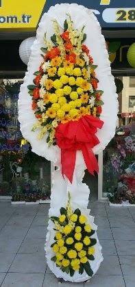 Çift katlı düğün nikah açılış çiçeği  Amasya güvenli kaliteli hızlı çiçek