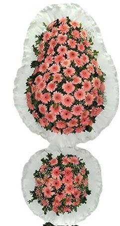 Çift katlı düğün nikah açılış çiçek modeli  Amasya online çiçek gönderme sipariş
