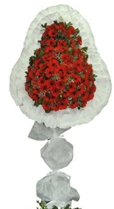 Tek katlı düğün nikah açılış çiçek modeli  Amasya cicekciler , cicek siparisi