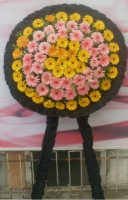 Görsel cenaze çiçeği  Amasya çiçekçiler