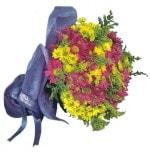 Amasya kaliteli taze ve ucuz çiçekler  Mevsim Kir çiçegi buketi