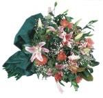 Amasya internetten çiçek satışı  Lilyumlardan harika bir buket