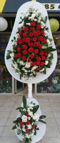 2 katlı nikah çiçeği düğün çiçeği  Amasya çiçek gönderme