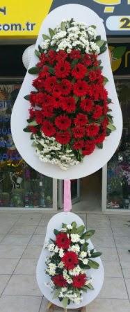 Çift katlı düğün nikah işyeri açılış çiçeği  Amasya İnternetten çiçek siparişi