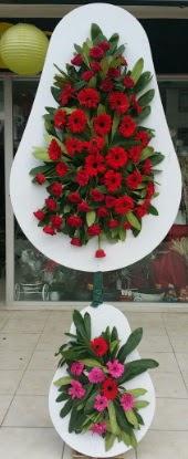 Çift katlı düğün nikah açılış çiçek modeli  Amasya internetten çiçek siparişi