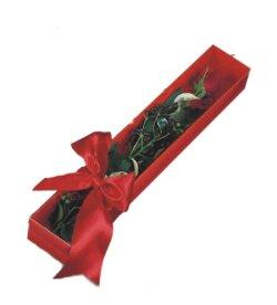 Amasya çiçek online çiçek siparişi  tek kutu gül sade ve sik