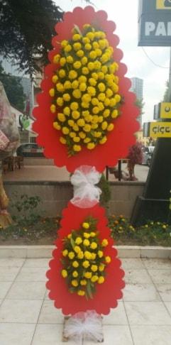 Düğün nikah açılış çiçek modeli  Amasya çiçek siparişi sitesi