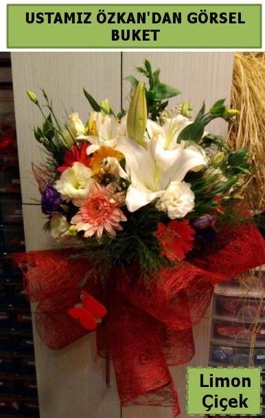Karışık görsel mevsim çiçeği  Amasya ucuz çiçek gönder